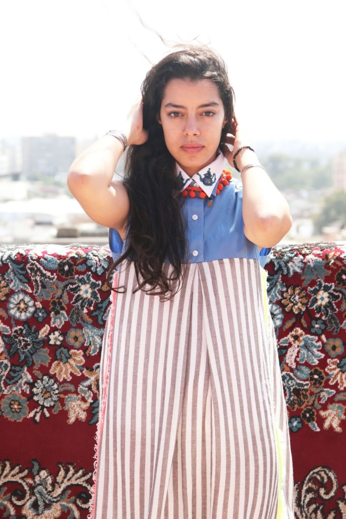 A Moroccan fashion designer and self-made label | The Switchers