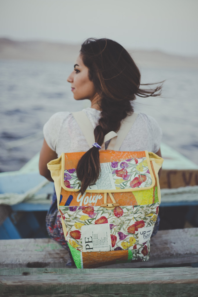 A brand that promotes eco-conscious lifestyle by designing and producing upcycled plastic bags | The Switchers