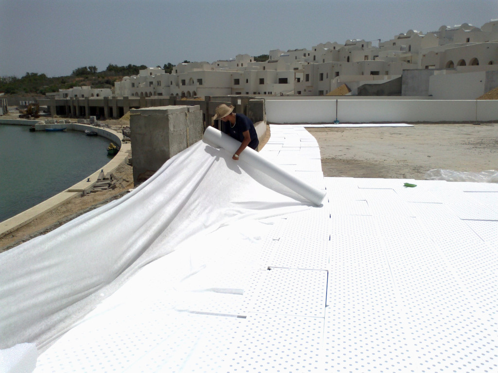 When nature is involved in Tunisia's roofs |The Switchers