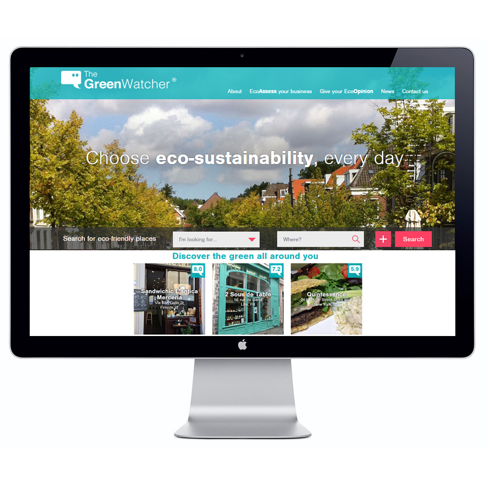 The meeting point for those offering and looking for eco-sustainability service |The Switchers