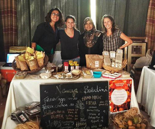 Towards sustainable agricultural practices in Egypt |The Switchers