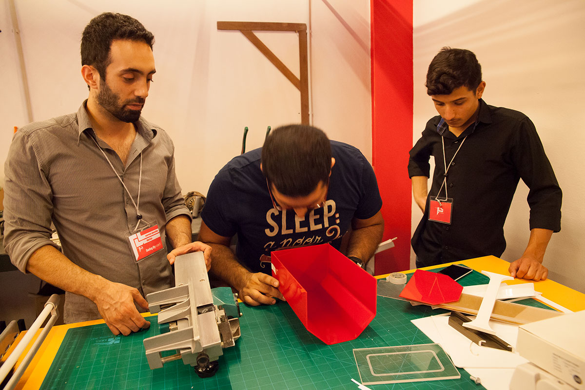 The stronghold of the Lebanese Makers | The Switchers