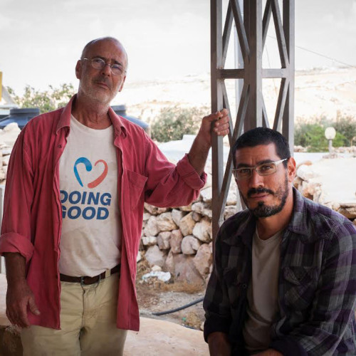 Renewable energy for Palestinian villages in the West Bank | The Switchers