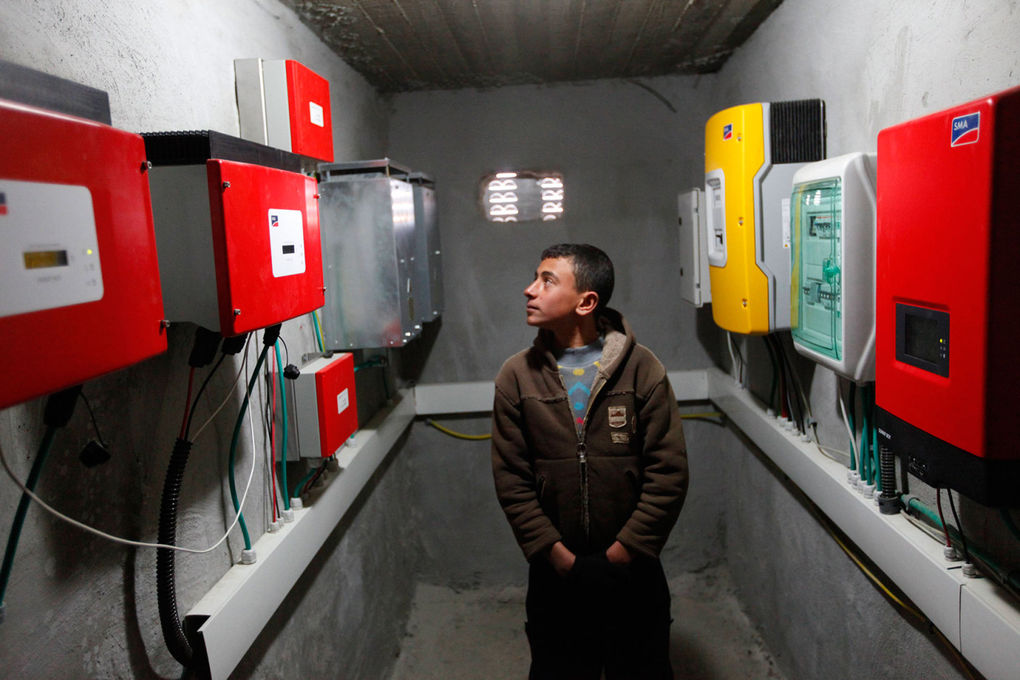 Renewable energy for Palestinian villages in the West Bank  The Switchers