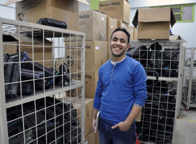 Pioneer of electronic waste recycling in Egypt | The Switchers