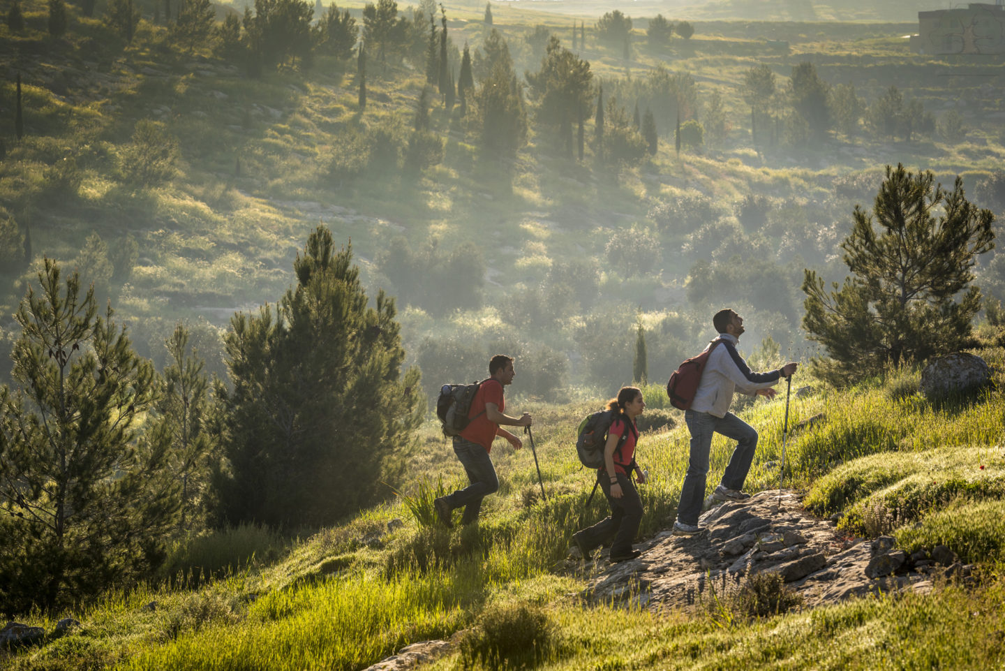 Community-based tourism on a historic hiking trail | The Switchers