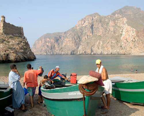 Le retour vers la péche artisanale au Parc National d'Al Hoceima | The Switchers