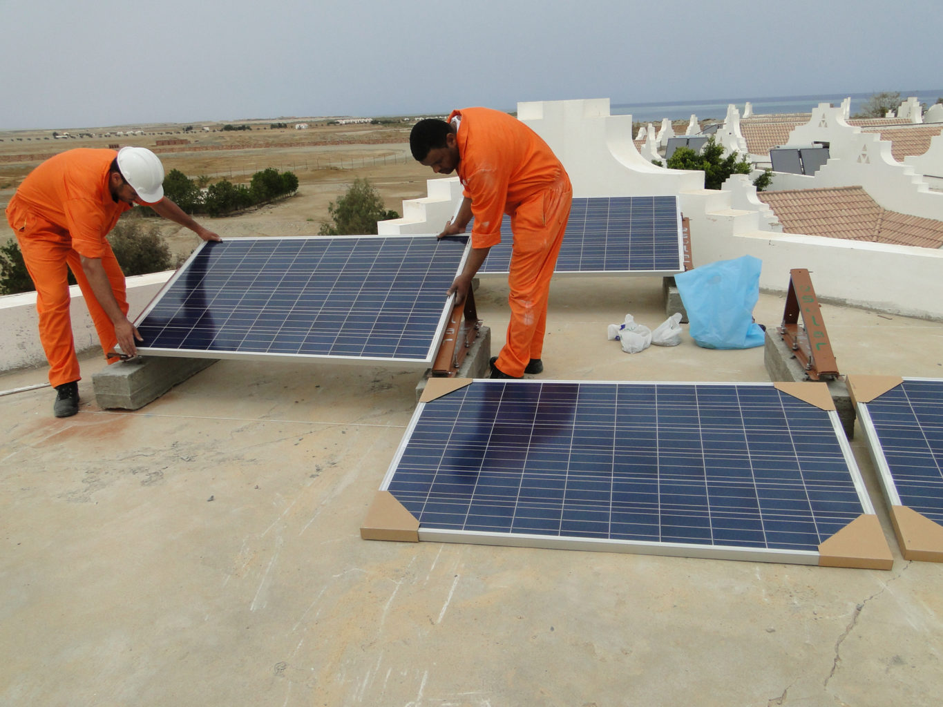 A sustainable sunny solution |The Switchers