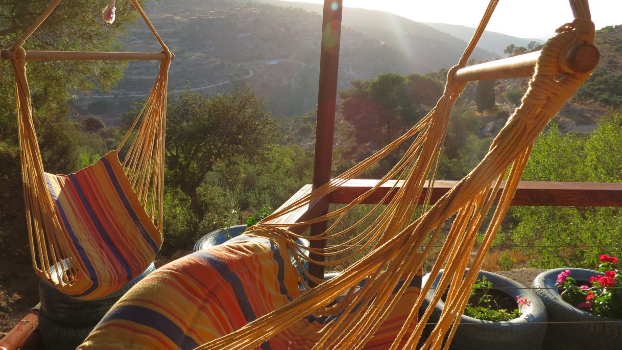 An Organic Farm-to-Table Cuisine on a hillside near Bethlehem | The Switchers