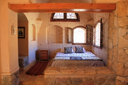 The first eco-lodge in Egypt | The Switchers