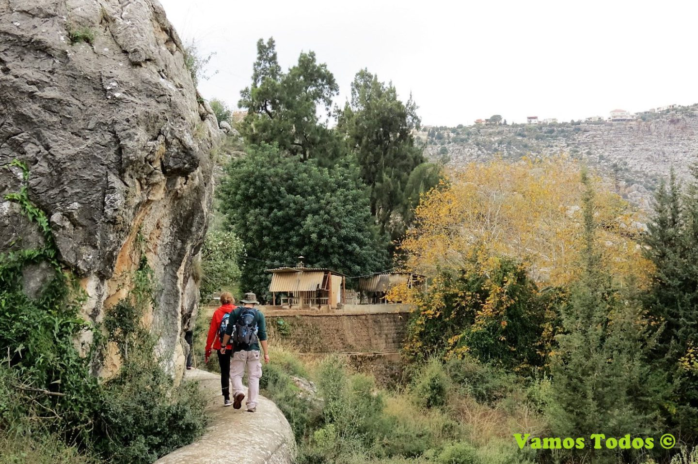 A shared nature experience in Lebanon |The Switchers