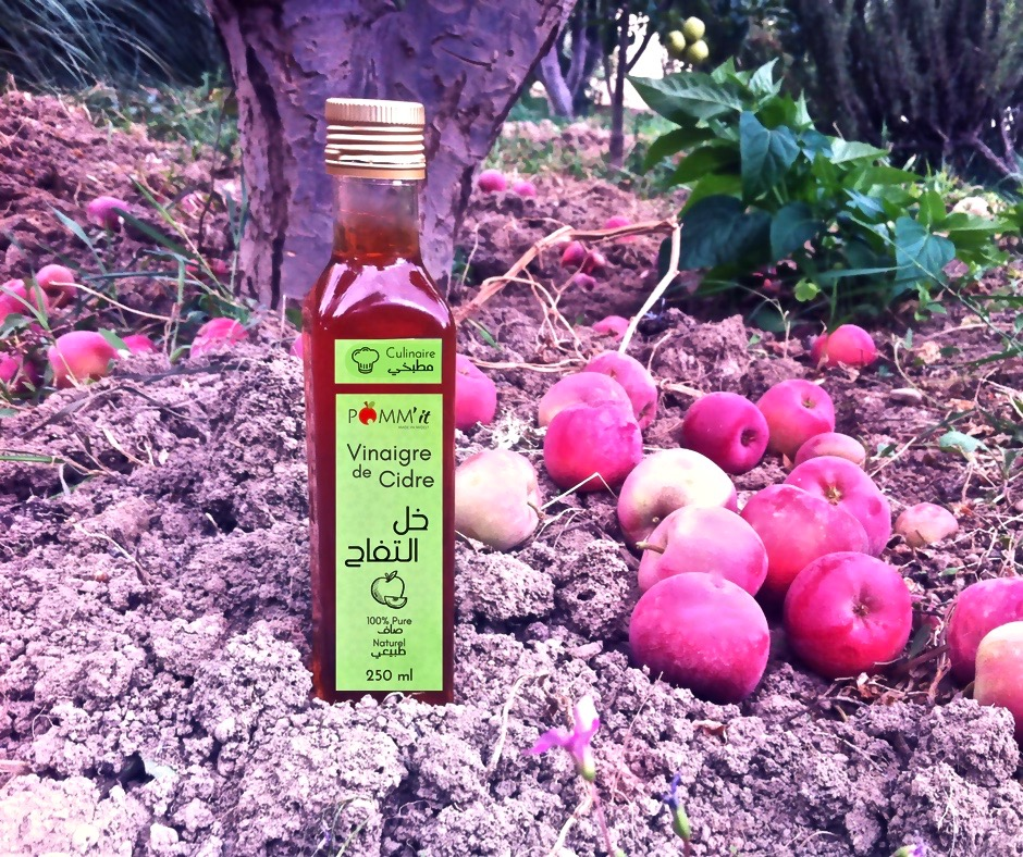 Deteriorating apples get a second chance in Morocco | The Switchers