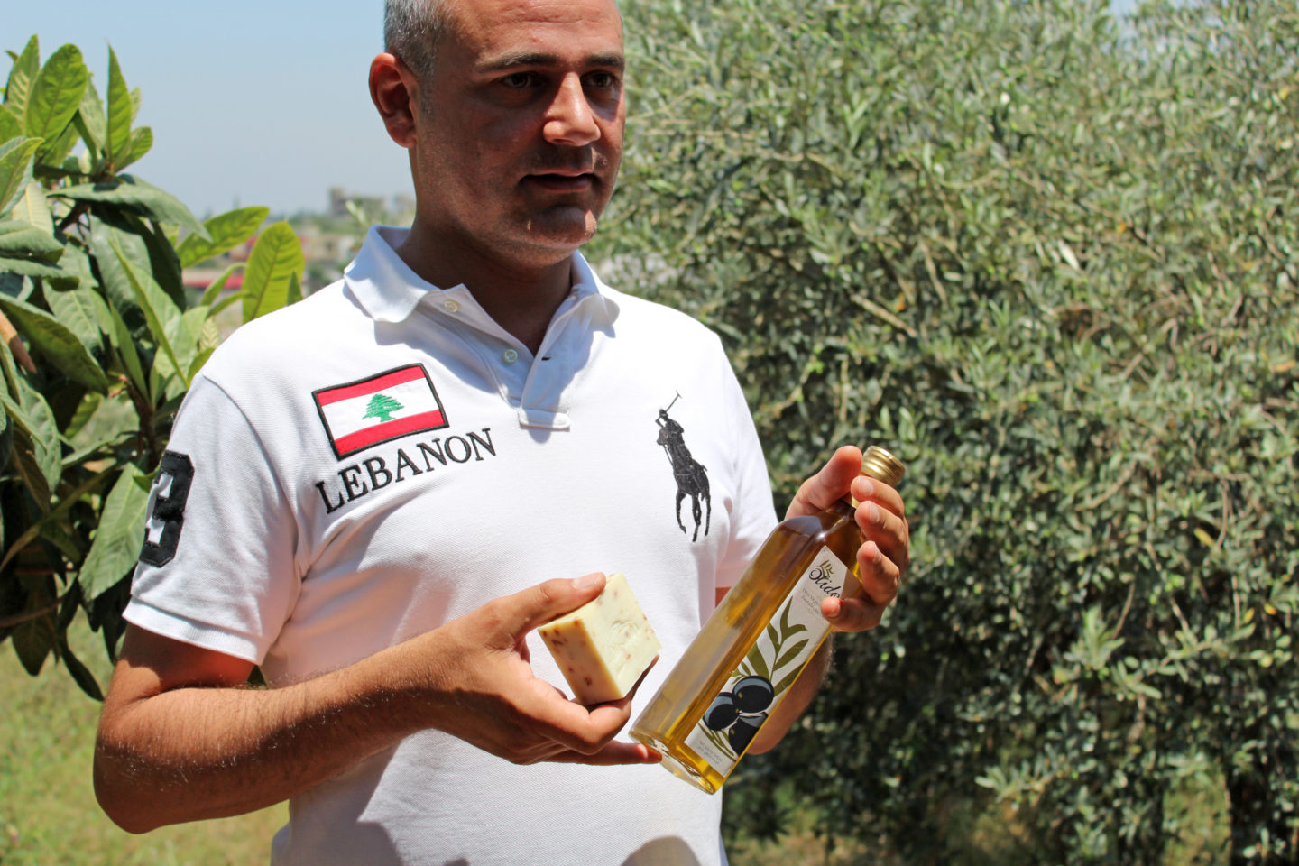 A rural food revolution is growing in Lebanon's olive groves |The Switchers