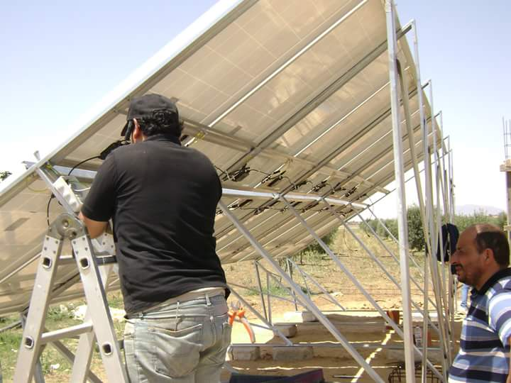 A company is laying the foundations for renewable energy in Tunisia |The Switchers