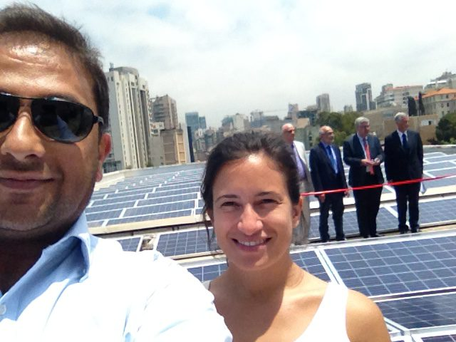 A solar solution for Lebanon's heavy power cuts |The Switchers