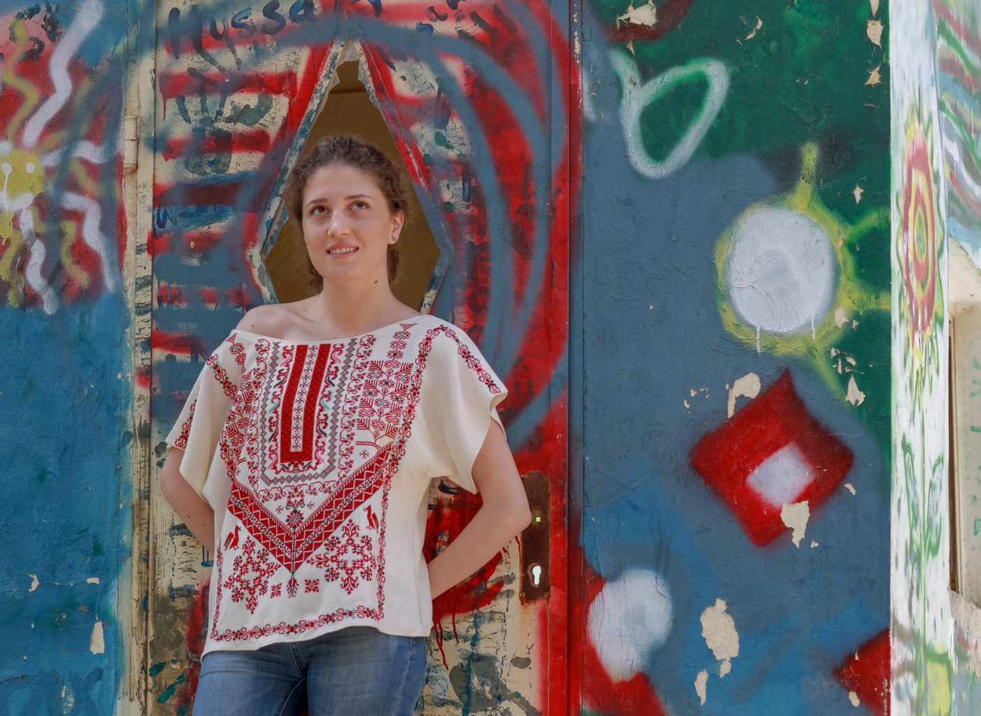 Palestinian heritage lives on through hand-stitched clothing | The Switchers