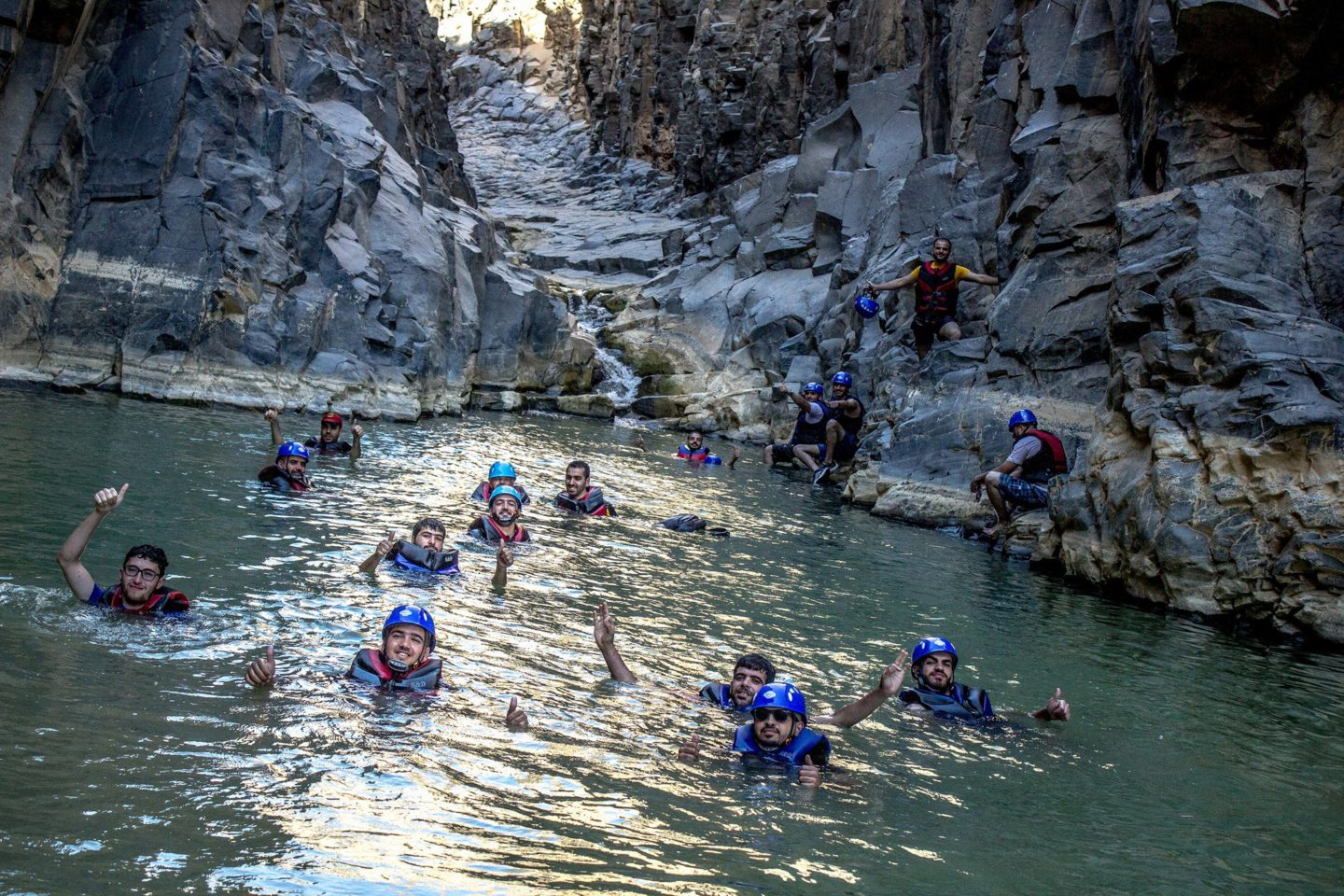 Ecotourism saves the day for a Jordanian wadi on the brink of destruction |The Switchers