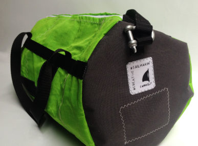 A larger Camoz duffle bag