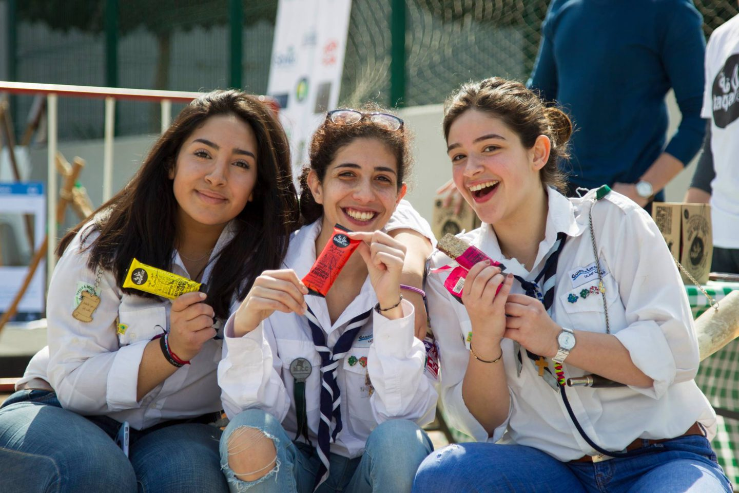 A Lebanese initiative is stirring up competition in the healthy food market | The Switchers