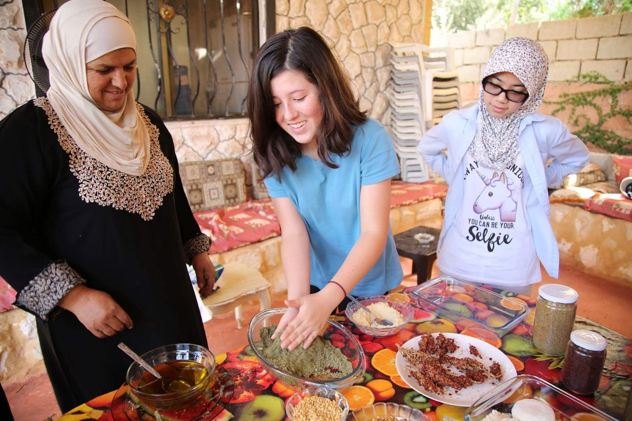 For Jordan's farmers, agritourism begins in their backyards | The Switchers