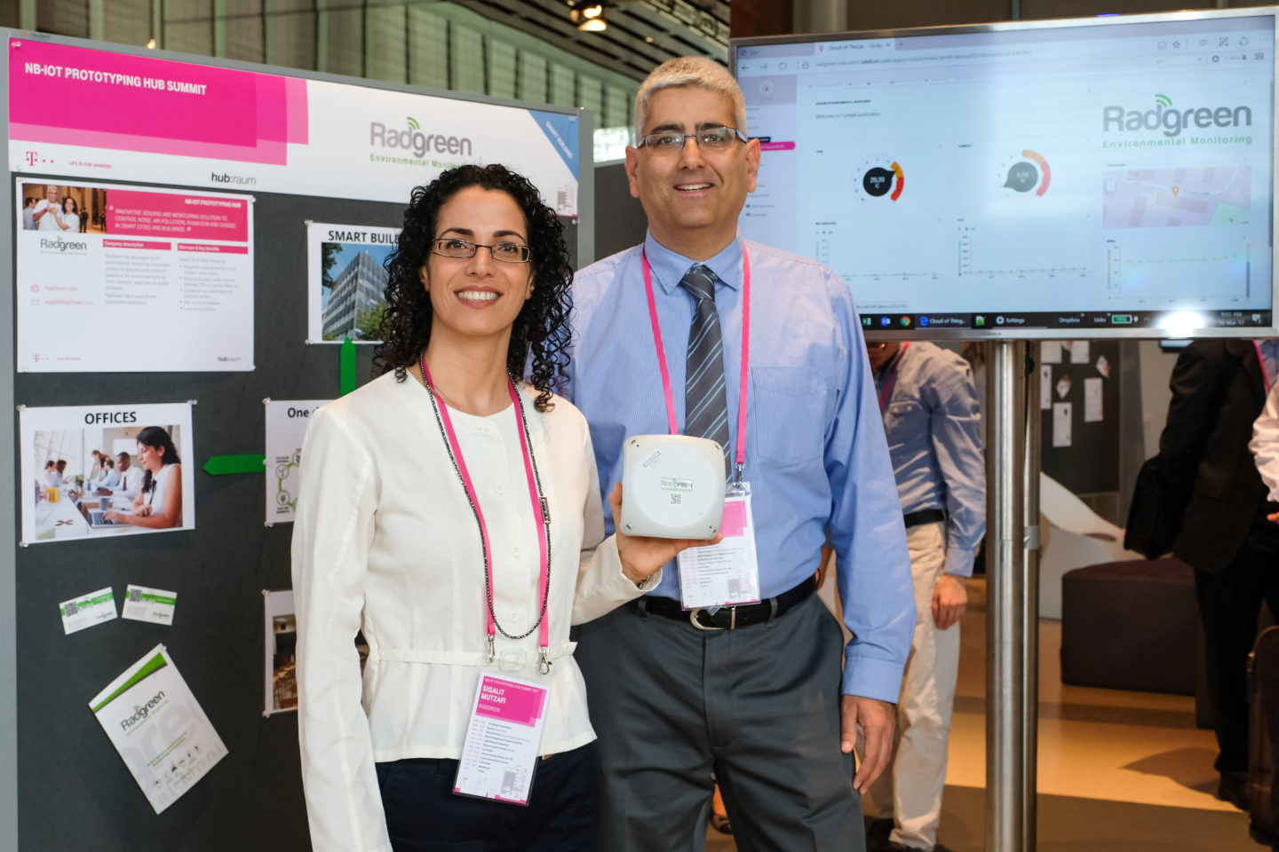 An innovative couple is using environmental sensors to tackle pollution |The Switchers