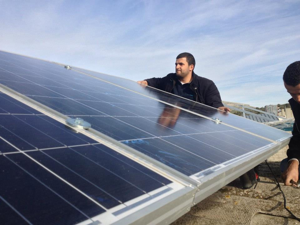 The Palestinian solar company eyeing regional growth |The Switchers