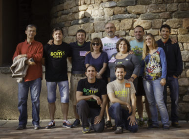 Members of the Som Energia team