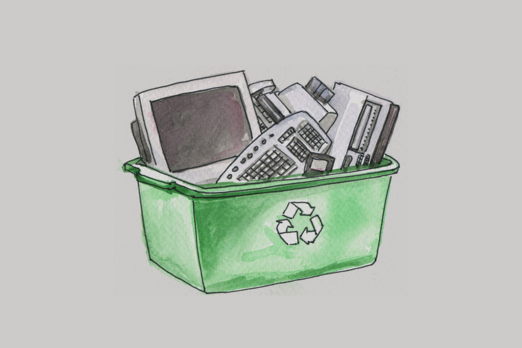 Electronic waste recycling contributes to circular economy in Tunisia | The Switchers
