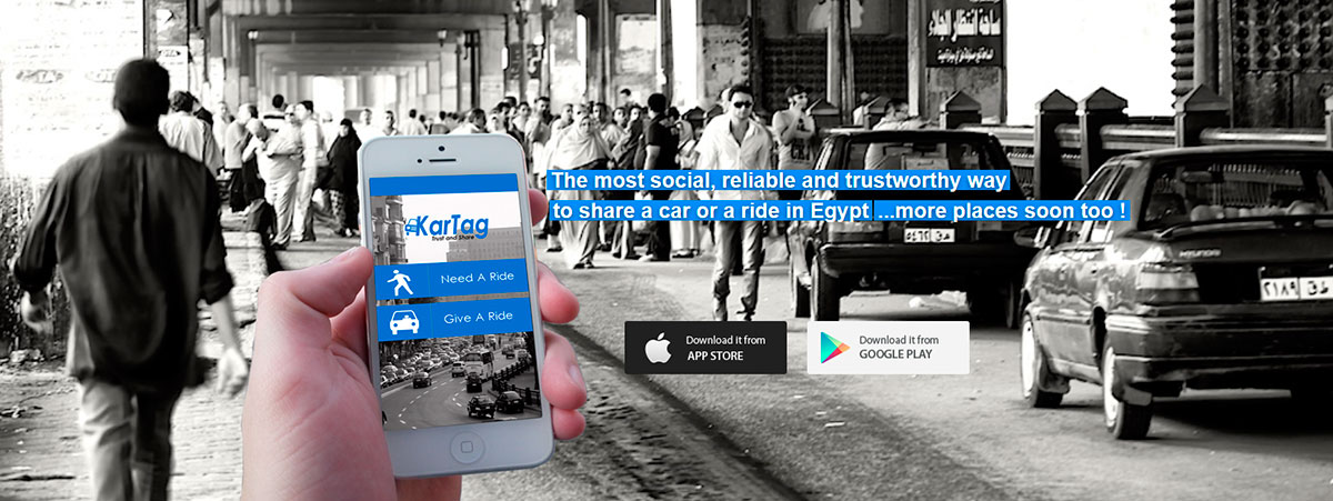 This mobile application helps find alternatives to personal car use in Cairo | The Switchers