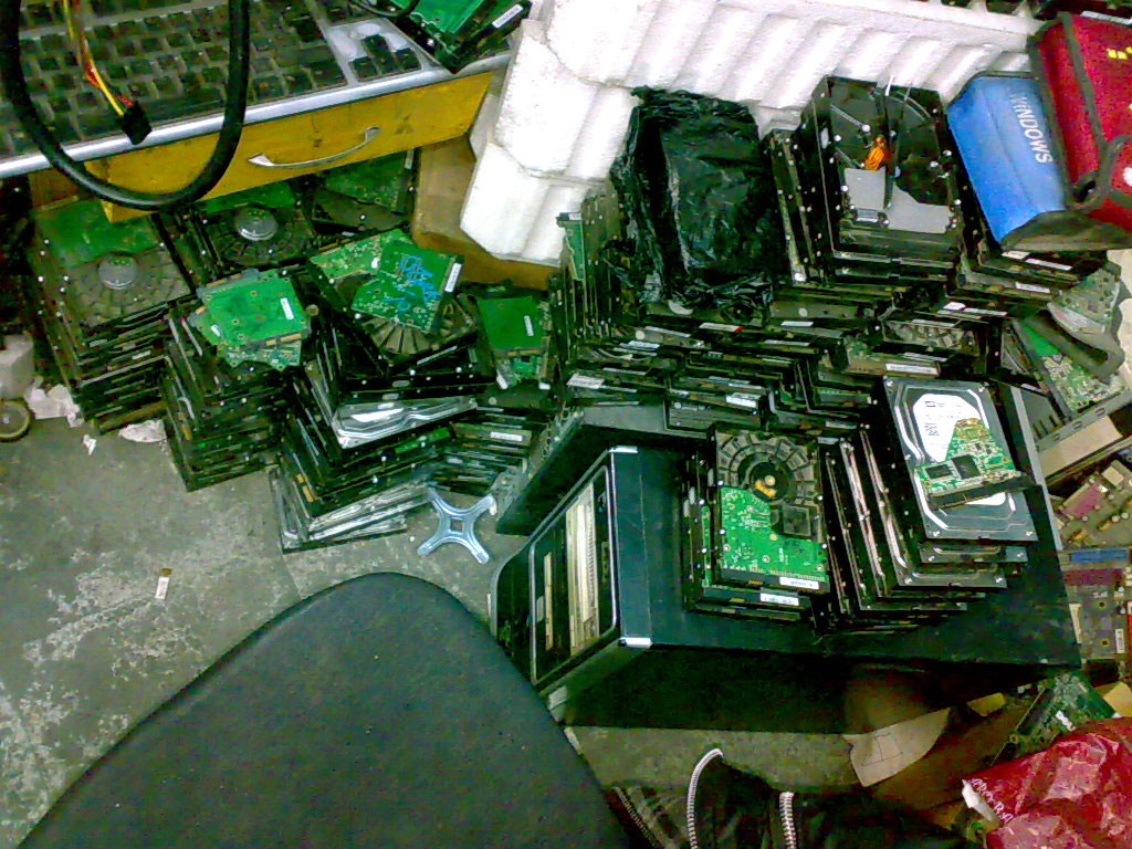 Tackling electronic waste in Egypt one recyclable piece at a time | The Switchers