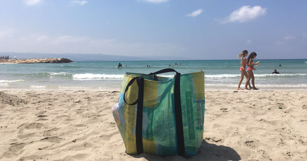 You can now get upcycled designer handbags in Beirut | The Switchers