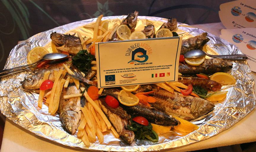 Club Bleu Artisanal, a cross-border club for the promotion of artisanal fishing |The Switchers