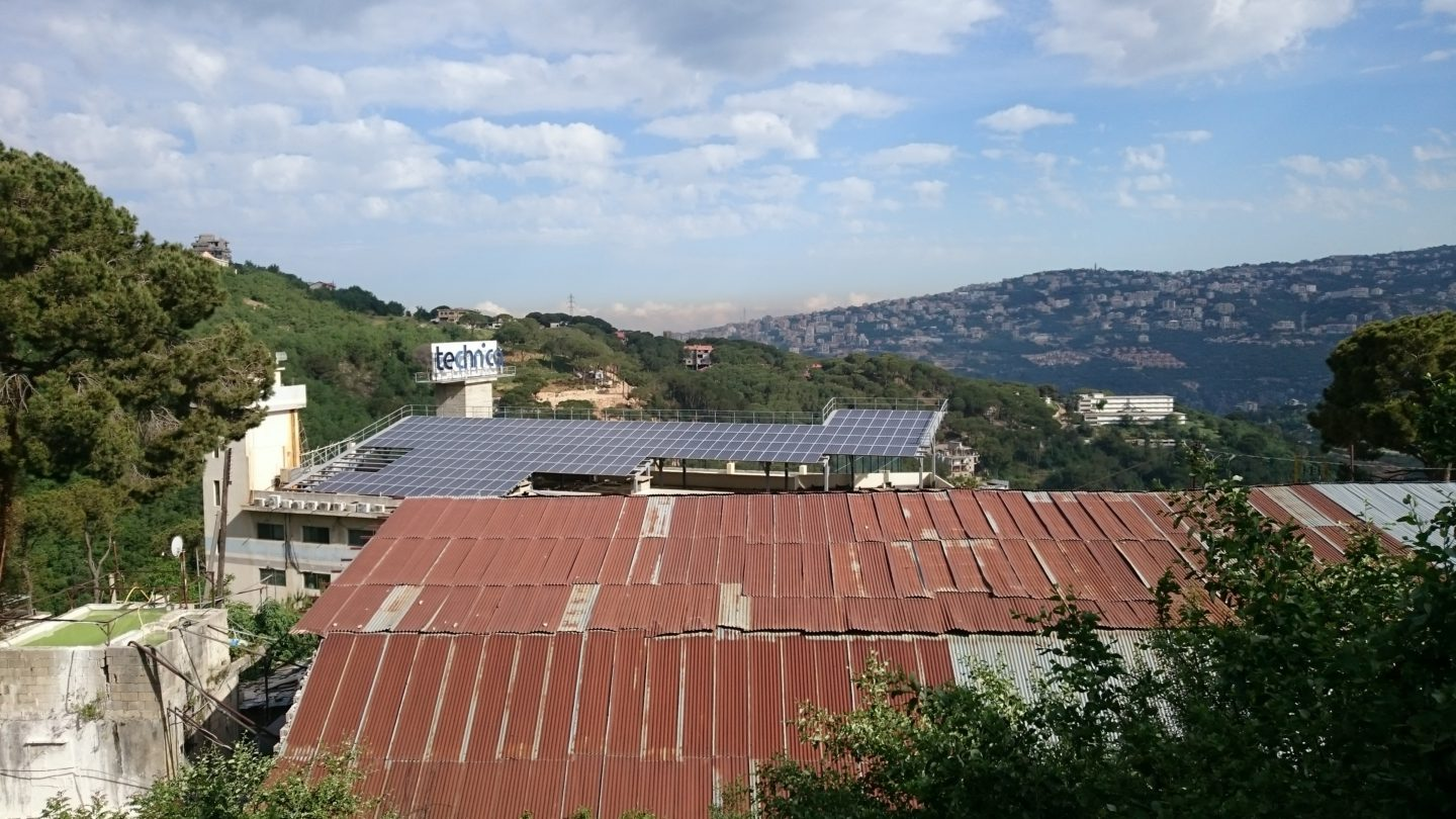 Transforming Lebanon through solar energy | The Switchers
