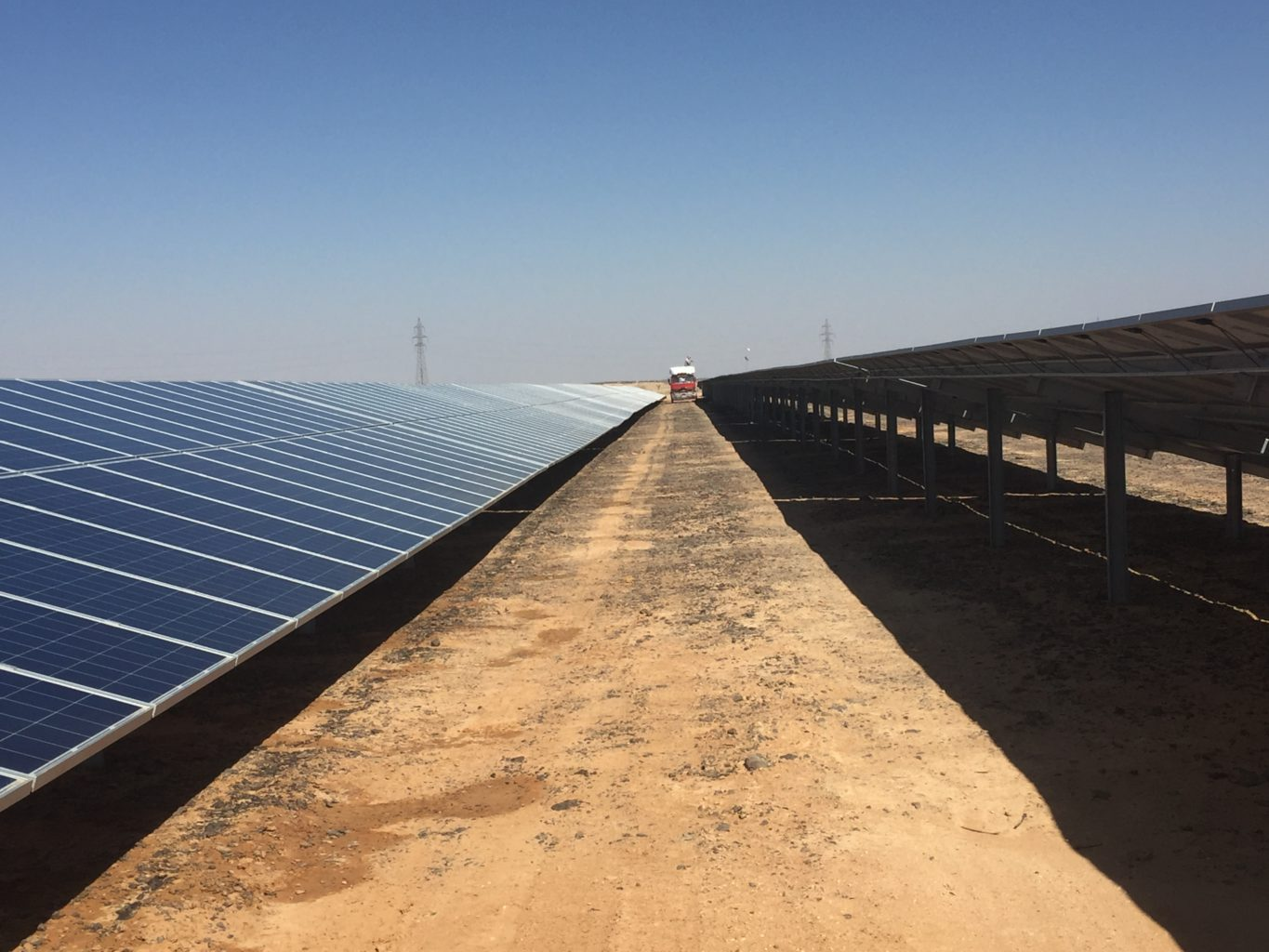 Promoting solar energy across the Middle East | The Switchers