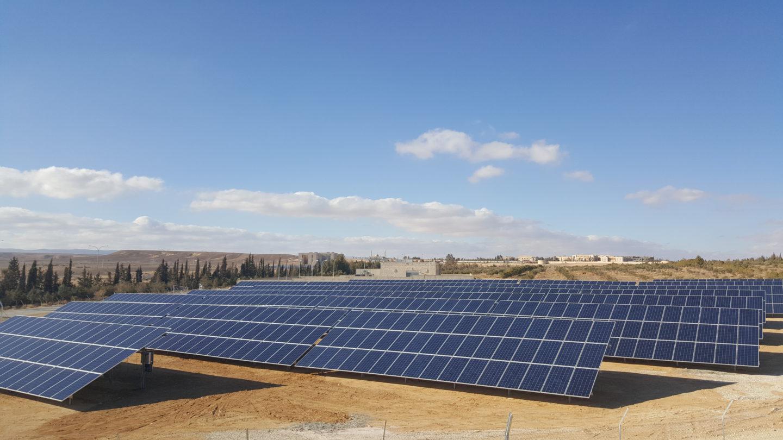 Jordan's universities achieve energy independence |The Switchers