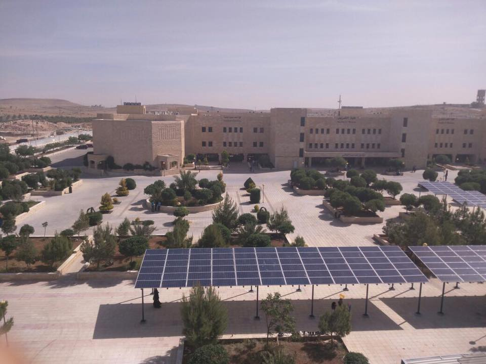 Jordan's universities achieve energy independence | The Switchers