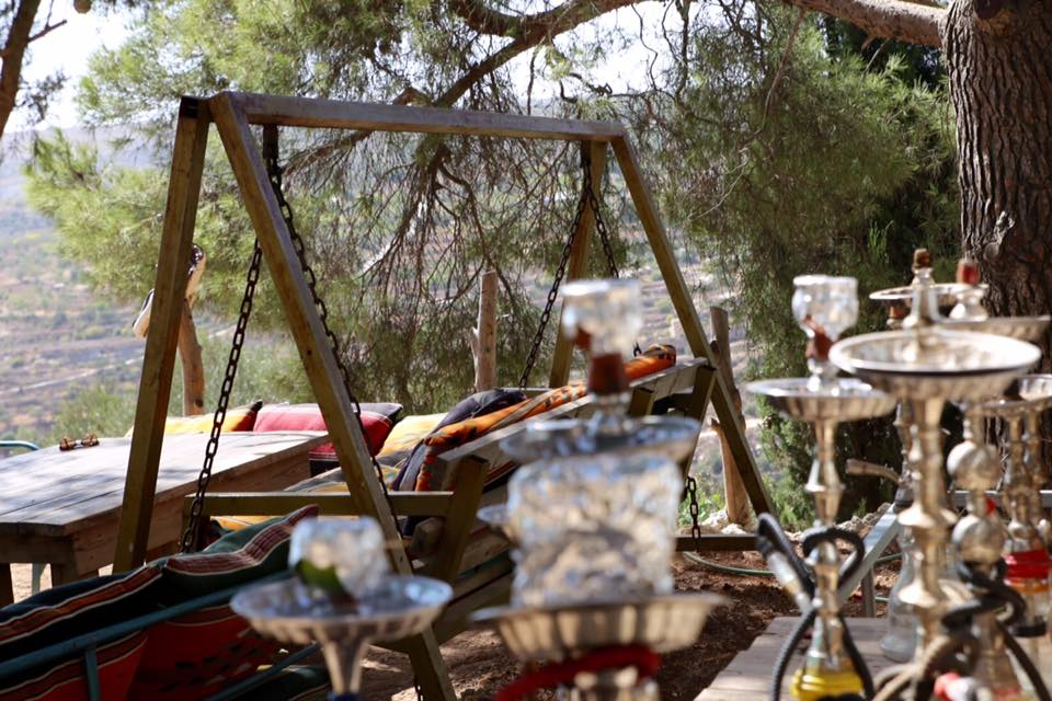 An Organic Farm-to-Table Cuisine on a hillside near Bethlehem |The Switchers