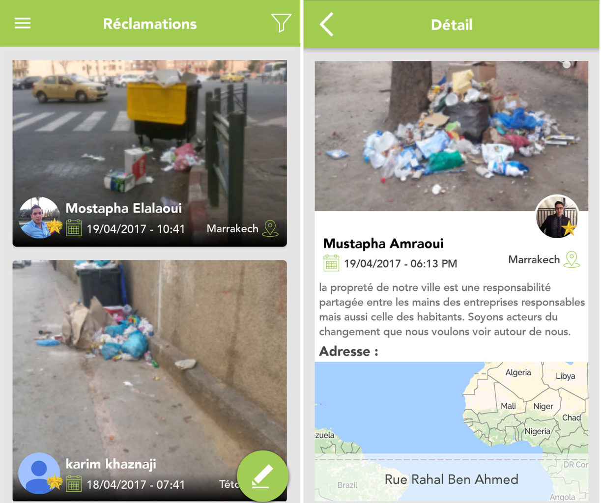 Want a cleaner community? There is an app for that |The Switchers