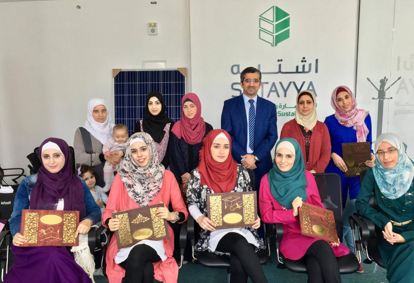 Sustainable housing and communities find their way to Palestine | The Switchers