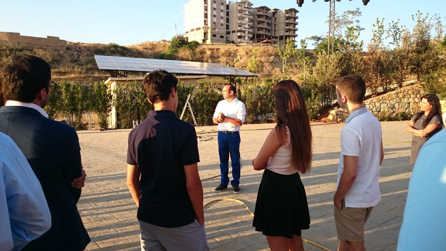 Green energy for the people of Lebanon |The Switchers