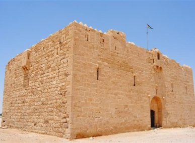 Qatrana Castle was built during the Ottoman Empire. Credit: Getty Images