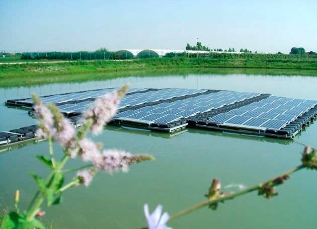 Morocco is reviving the agricultural system with floating solar panels | The Switchers