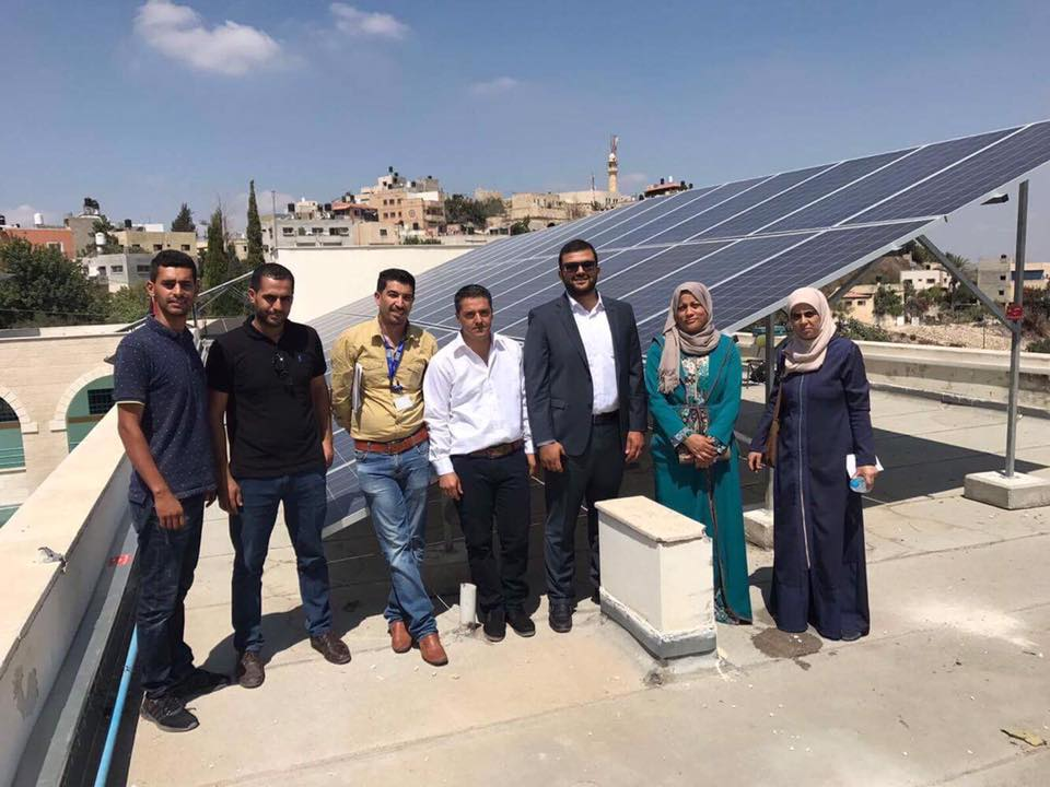 The Palestinian solar company eyeing regional growth | The Switchers