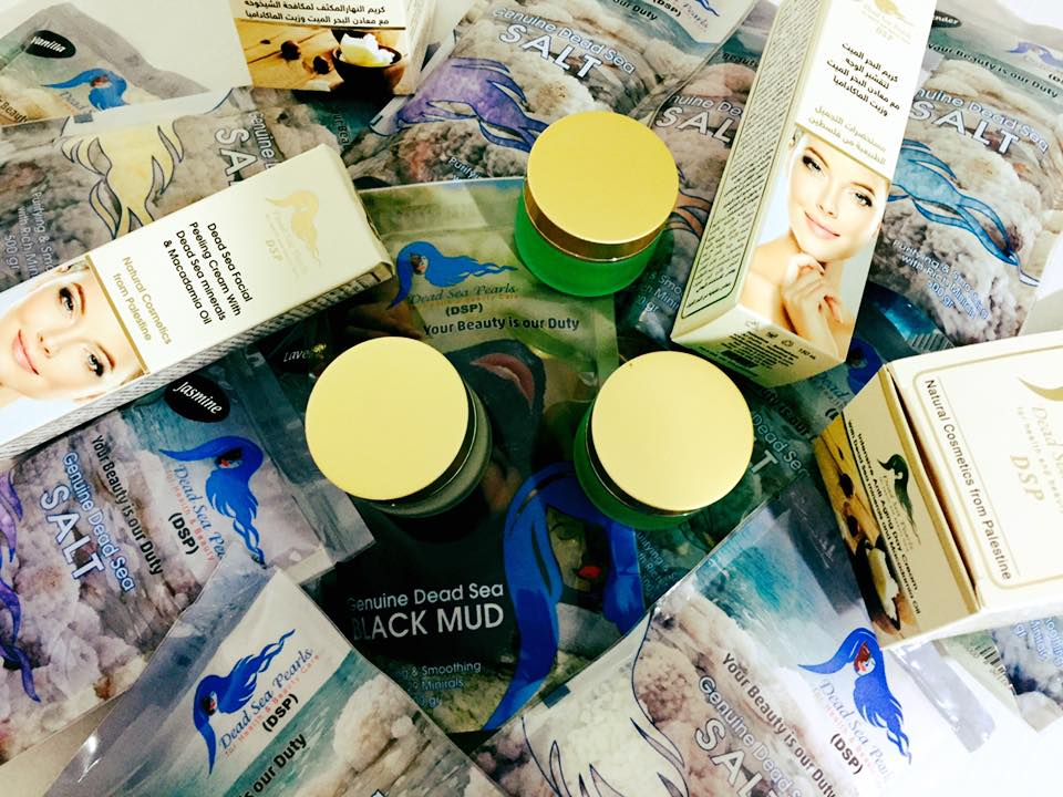 Palestine's first all-natural cosmetics company sources from the Dead Sea |The Switchers