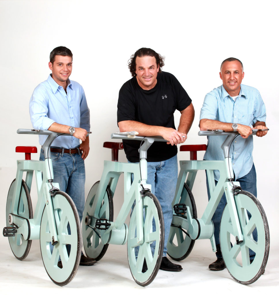 Remember the entrepreneurs who made a cardboard bike? Here's where they are now | The Switchers