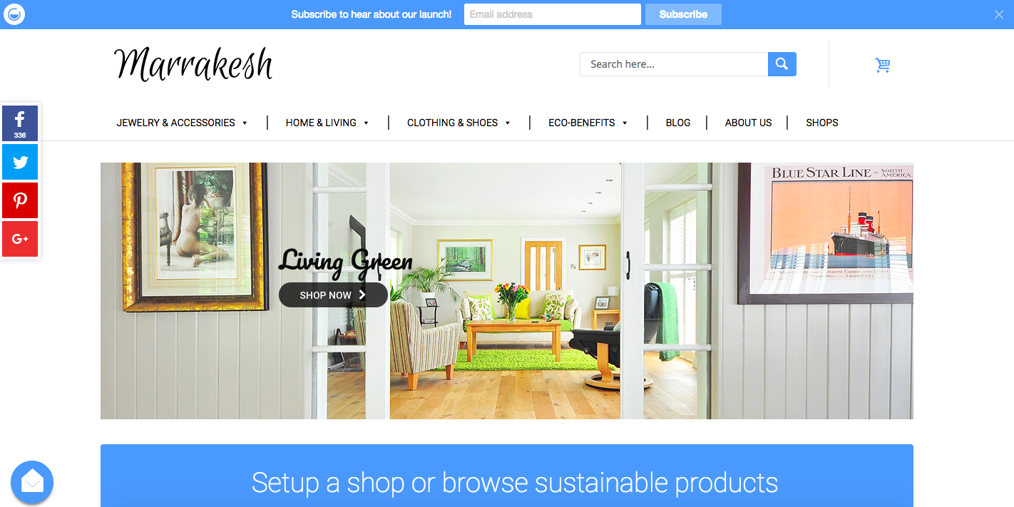 New e-commerce platform, Marrakesh, is the Etsy of sustainable shopping | The Switchers