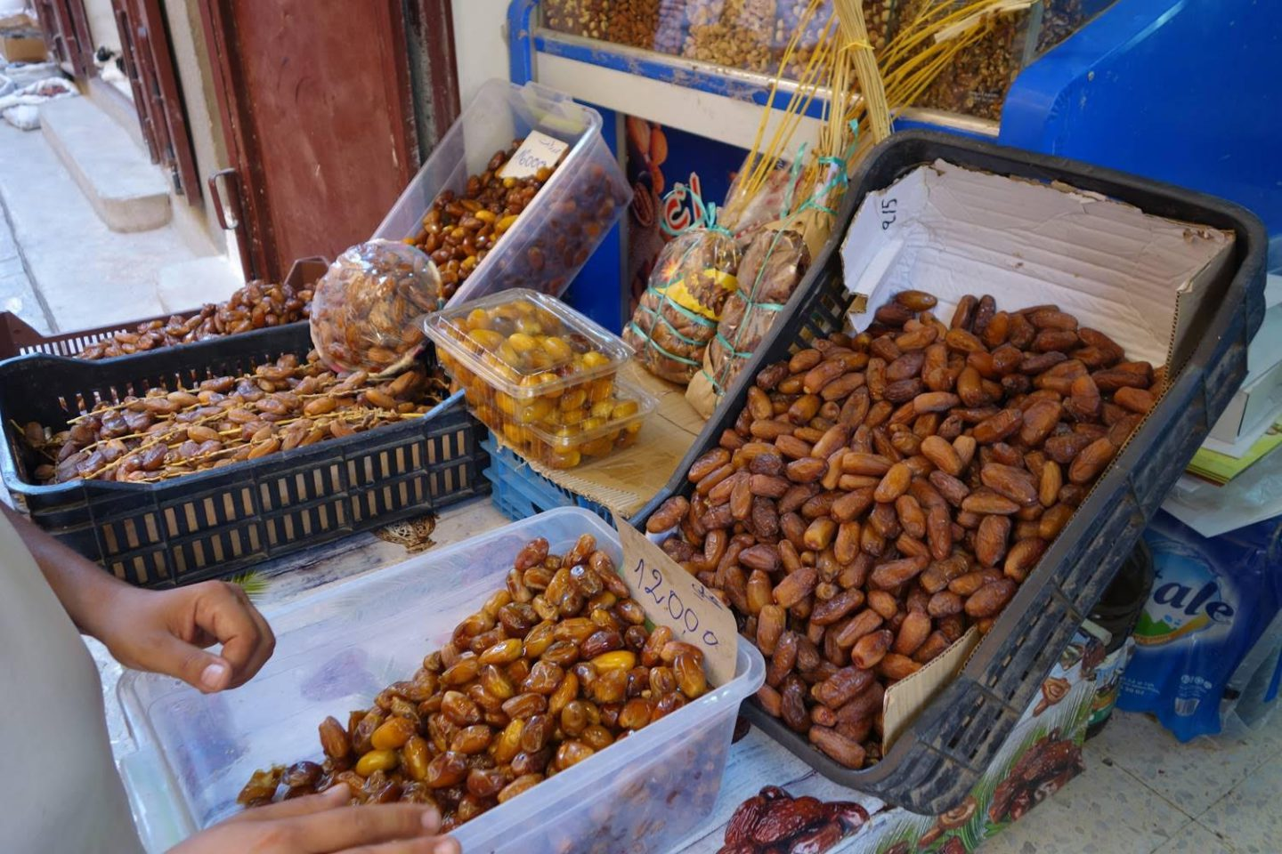 This Algerian entrepreneur turns unwanted dates into tasty treats | The Switchers