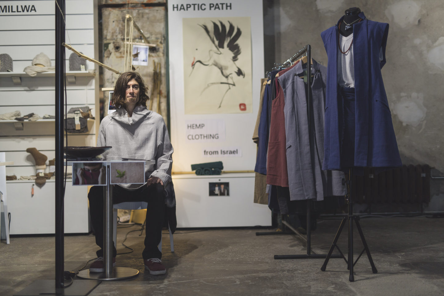 Hemp fabric takes sustainable clothing to the next level | The Switchers