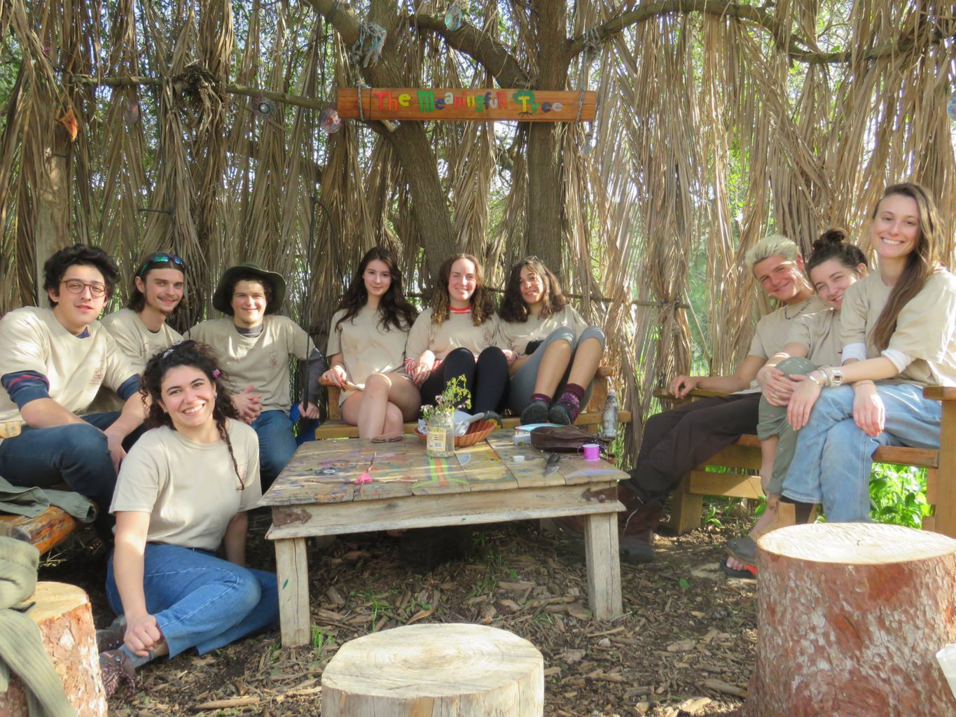 A model for sustainable and communal living in the center of Israel |The Switchers