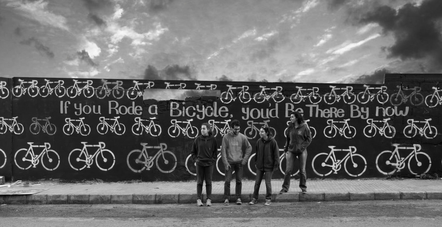 Cycling advocacy and street art go hand in hand in encouraging Beirut's residents to cycle their city | The Switchers